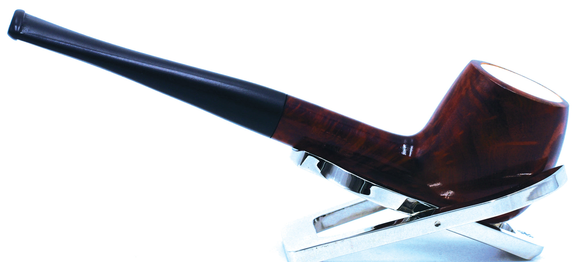 LORENZO® Meerschaum-lined Briar Smoking Pipe Made by Mediterranean Meerschaum and Briar In Italy 01-03-400