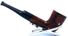 LORENZO® Meerschaum-lined Briar Smoking Pipe Made by Mediterranean Meerschaum and Briar In Italy 01-03-700