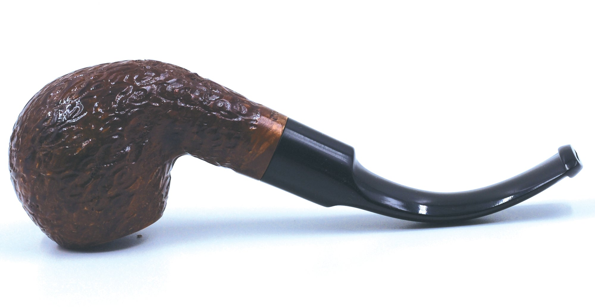 LEGENDEX® SCALADI* 6 MM Filtered Briar Smoking Pipe Made In Italy 01-08-112