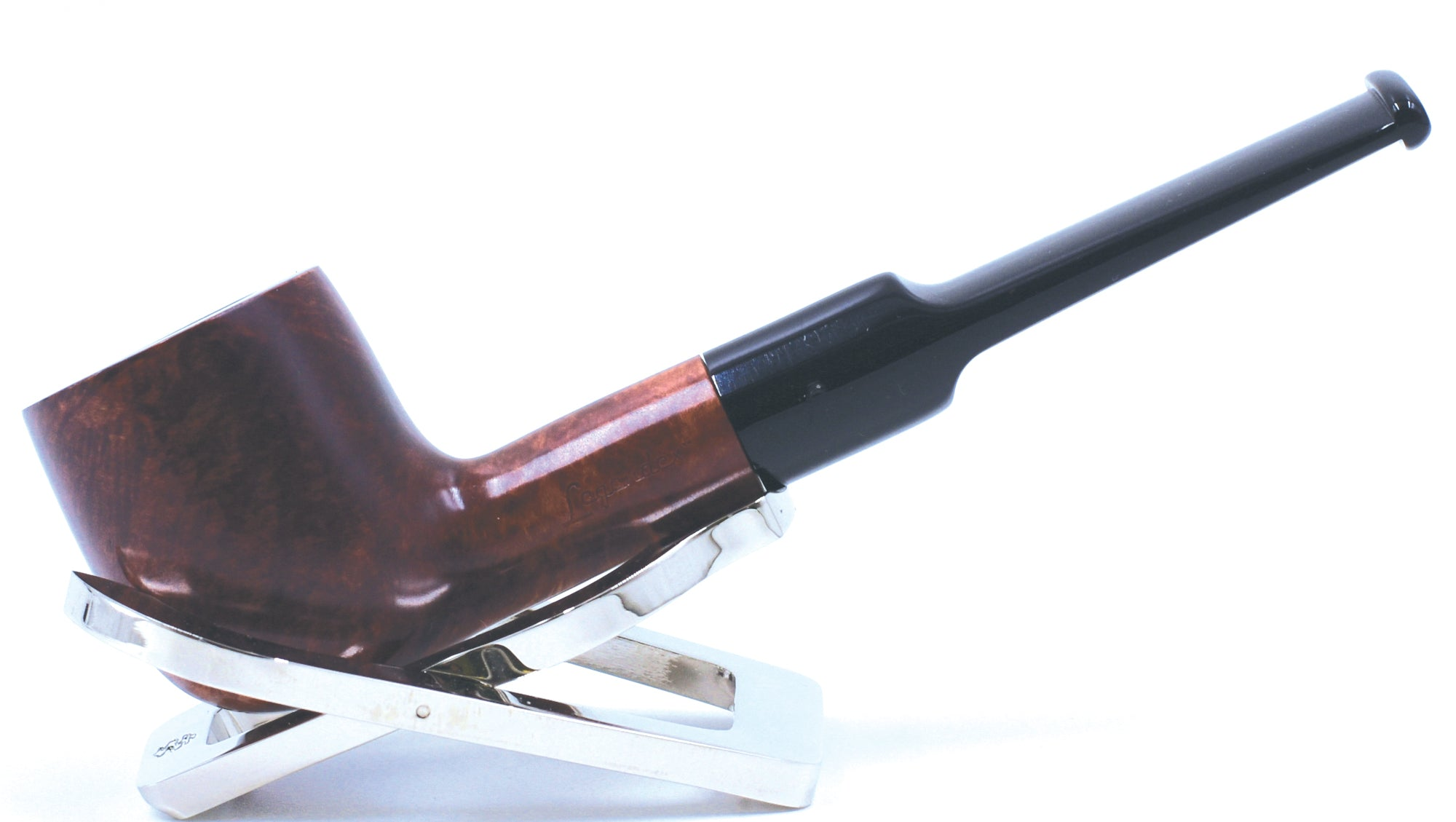 LEGENDEX® SCALADI* 9 MM Filtered Briar Smoking Pipe Made In Italy 01-08-117
