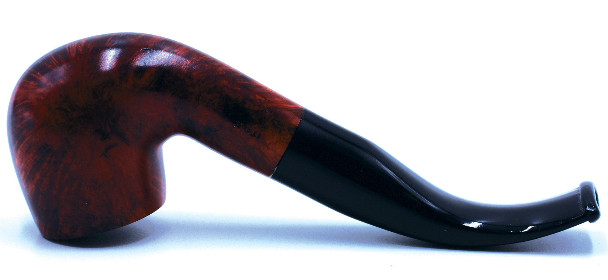 LEGENDEX® SCALADI* 9 MM Filtered Briar Smoking Pipe Made In Italy 01-08-127