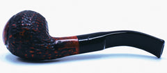 LEGENDEX® SCALADI* 9 MM Filtered Briar Smoking Pipe Made In Italy 01-08-130