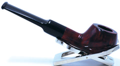 LEGENDEX® SCALADI* 9 MM Filtered Briar Smoking Pipe Made In Italy 01-08-134