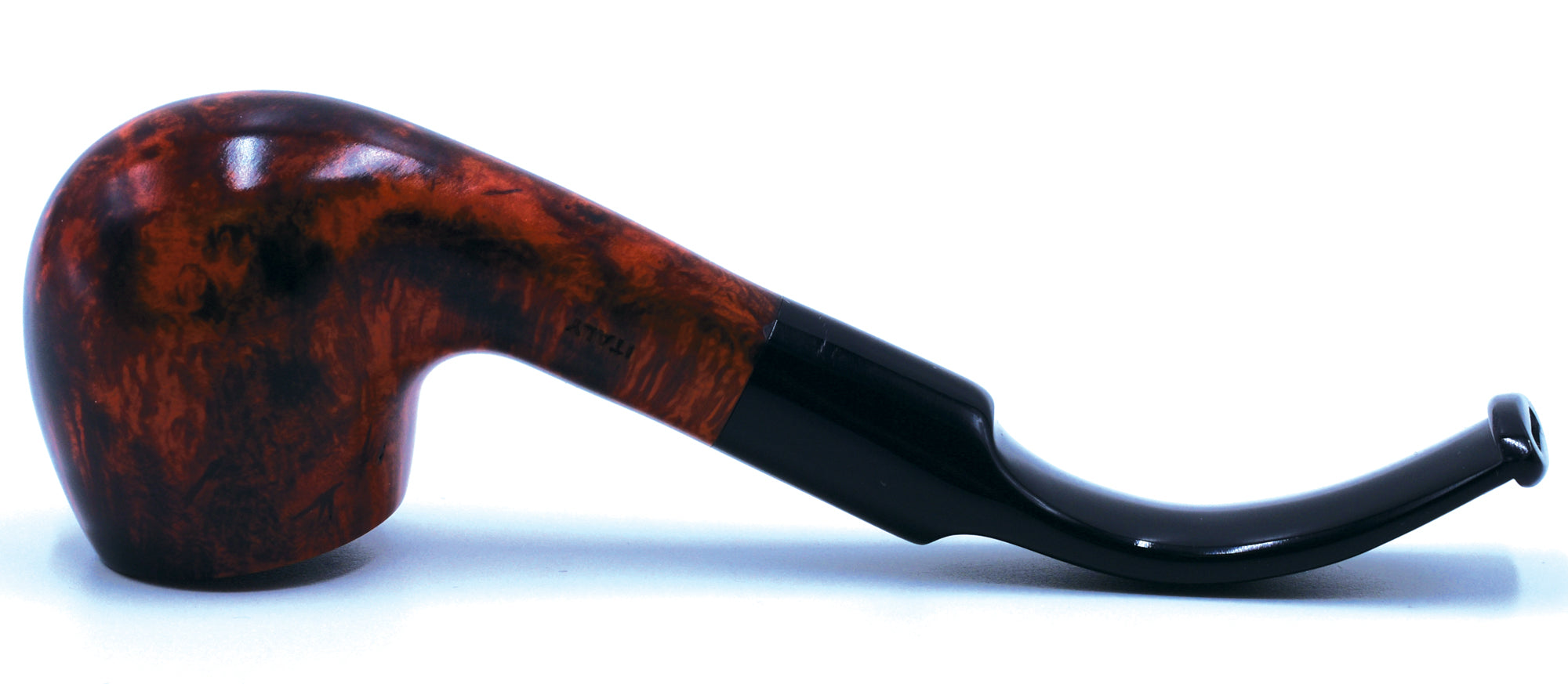 LEGENDEX® SCALADI* 9 MM Filtered Briar Smoking Pipe Made In Italy 01-08-136
