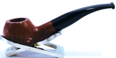 LEGENDEX® SCALADI* 9 MM Filtered Briar Smoking Pipe Made In Italy 01-08-137