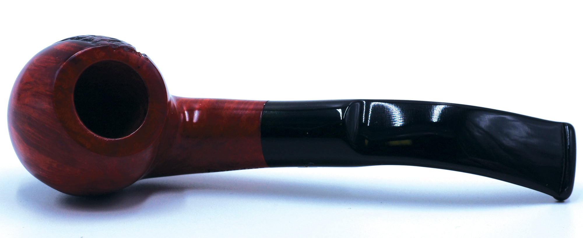 LEGENDEX® SCALADI* 9 MM Filtered Briar Smoking Pipe Made In Italy 01-08-143