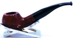 LEGENDEX® SCALADI* 9 MM Filtered Briar Smoking Pipe Made In Italy 01-08-148