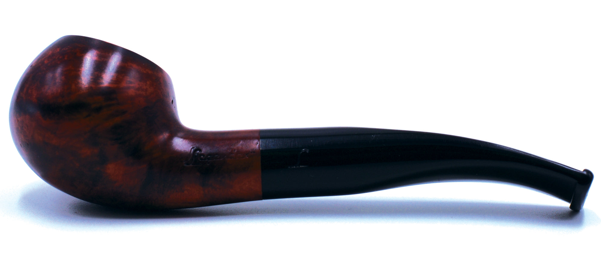 LEGENDEX® SCALADI* 9 MM Filtered Briar Smoking Pipe Made In Italy 01-08-149