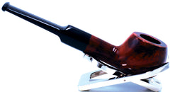 LEGENDEX® SCALADI* 9 MM Filtered Briar Smoking Pipe Made In Italy 01-08-153
