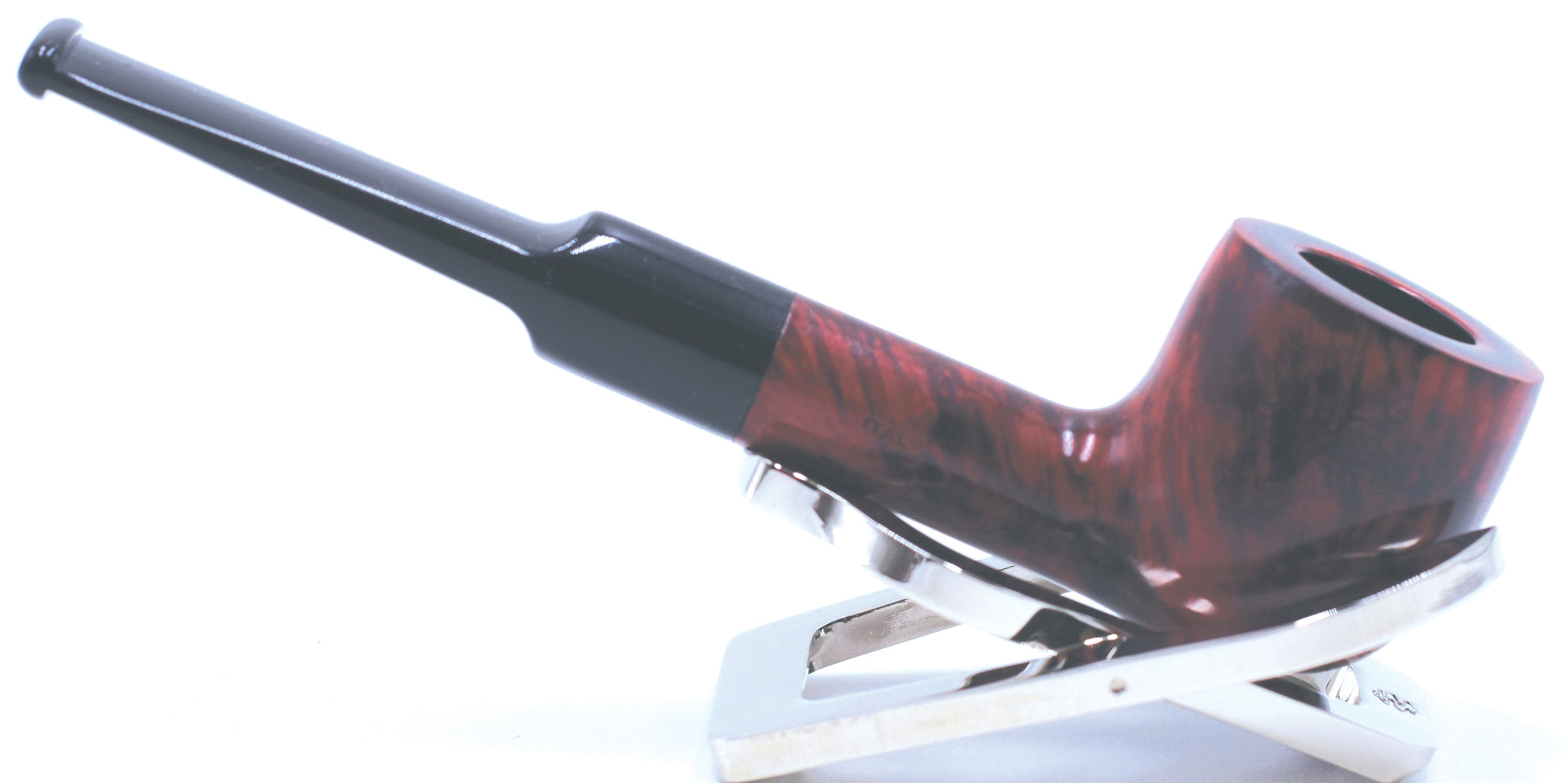 LEGENDEX® SCALADI* 9 MM Filtered Briar Smoking Pipe Made In Italy 01-08-158