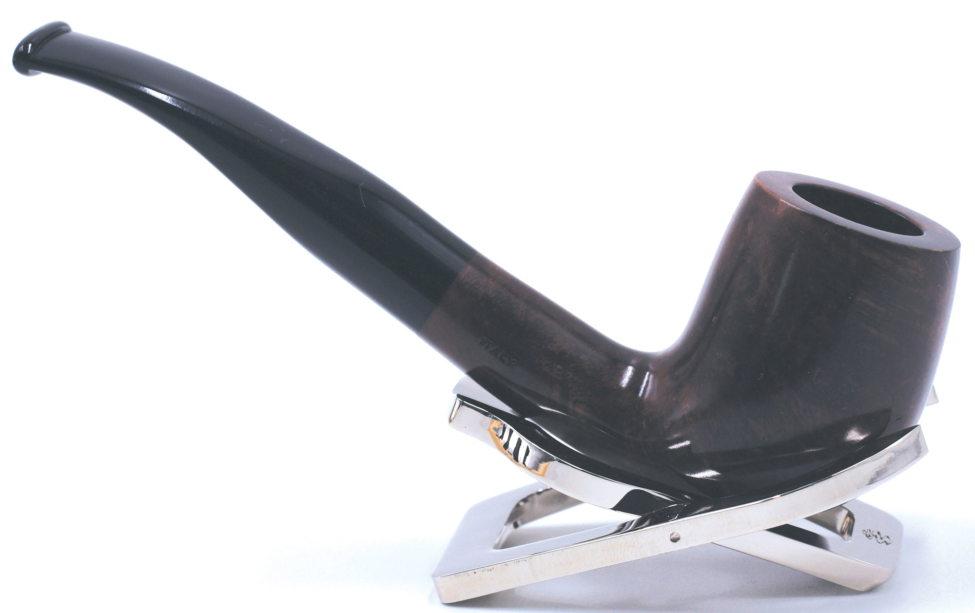 LEGENDEX® PUCCINI* 9 MM Filtered Briar Smoking Pipe Made In Italy 01-08-204