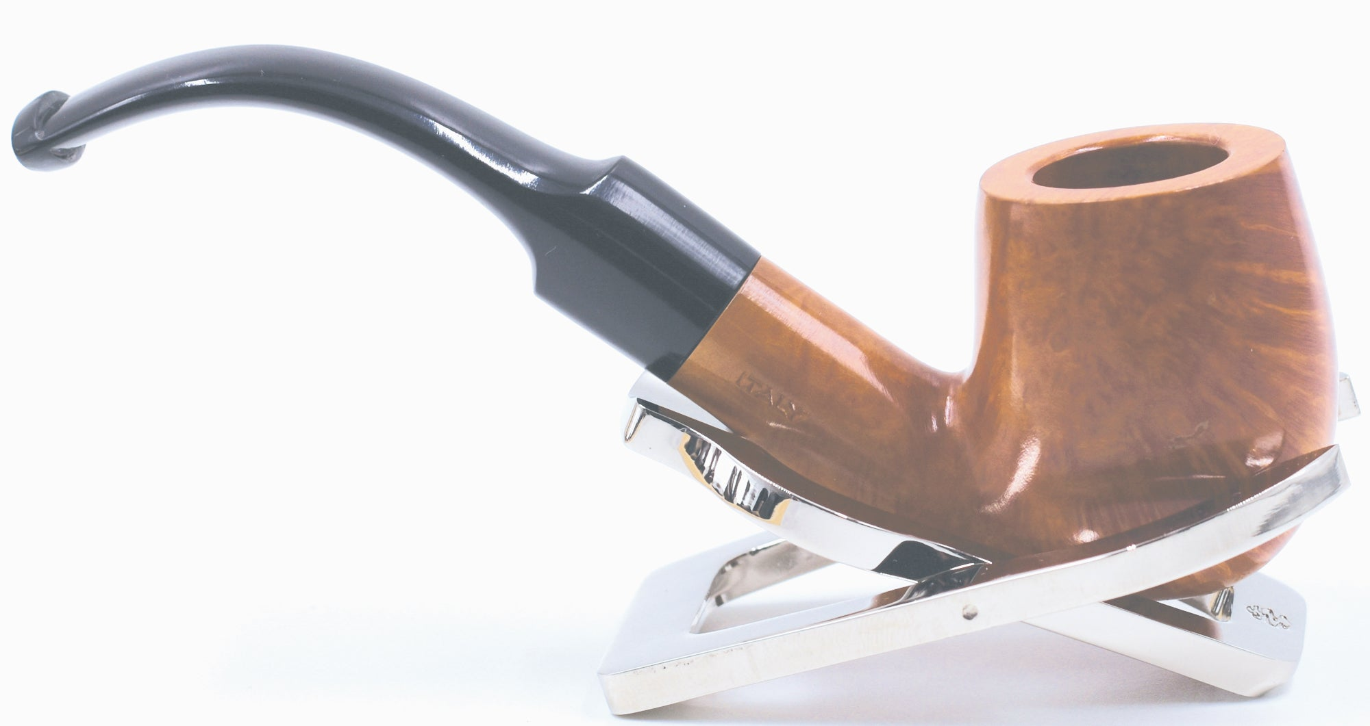 LEGENDEX® PUCCINI* 6 MM Filtered Briar Smoking Pipe Made In Italy 01-08-208