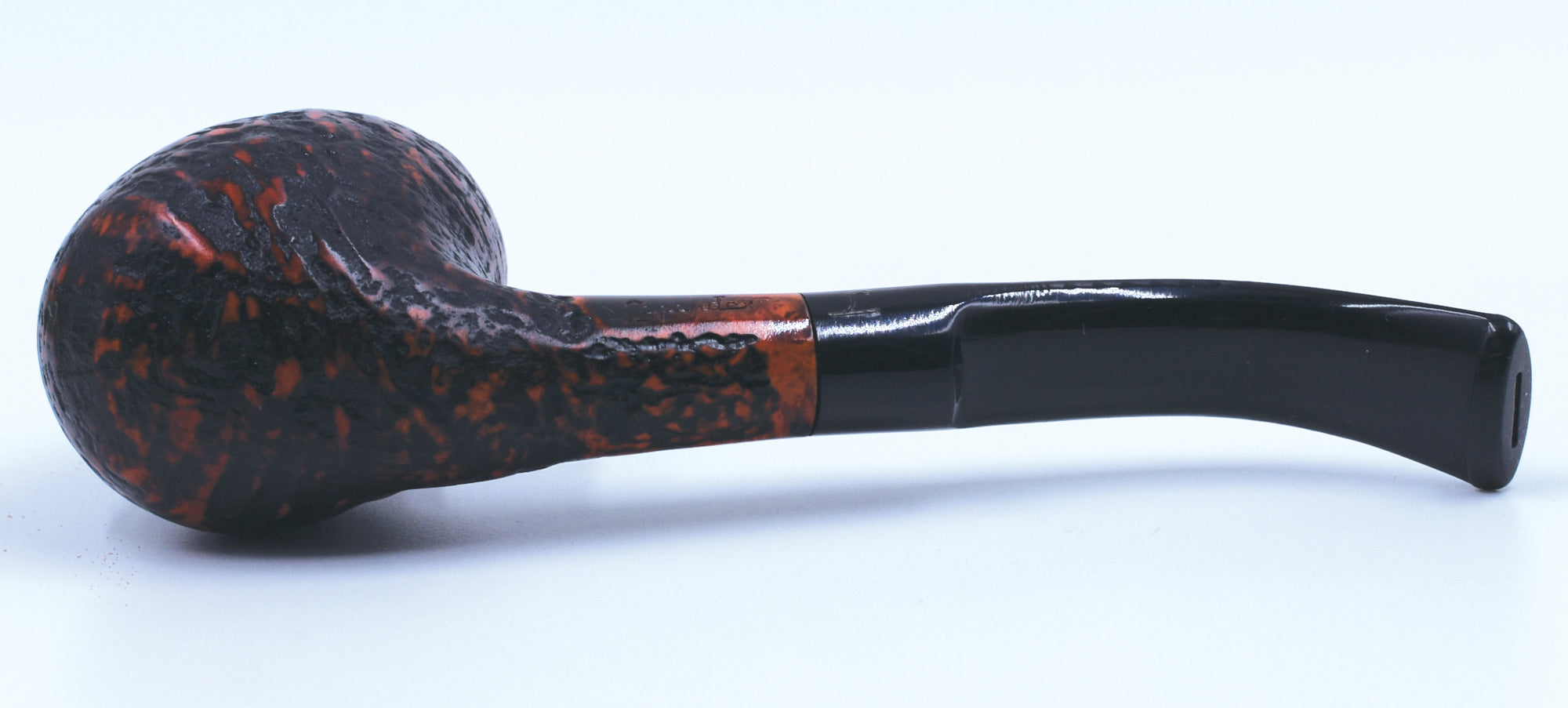 LEGENDEX® PUCCINI* 6 MM Filtered Briar Smoking Pipe Made In Italy 01-08-214