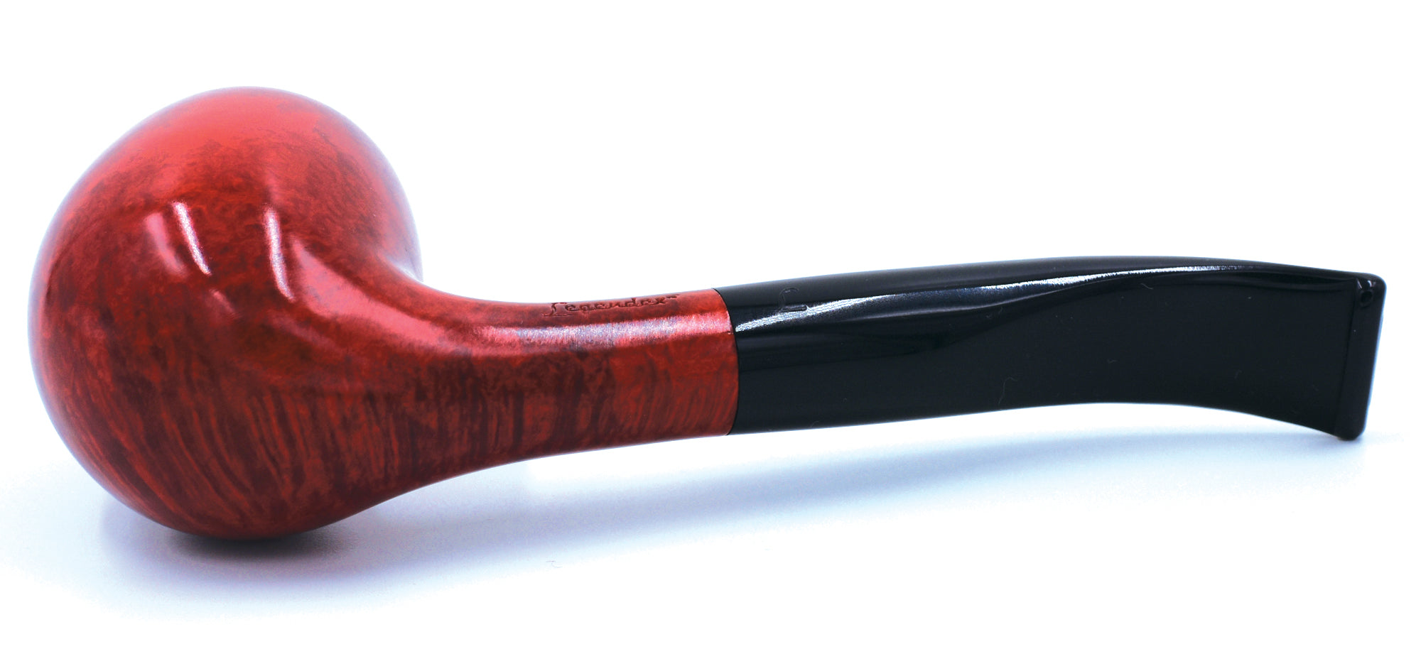 LEGENDEX® PAGANINI* 9 MM Filtered Briar Smoking Pipe Made In Italy 01-08-301