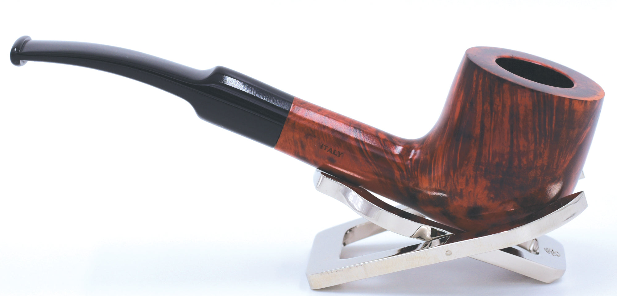 LEGENDEX® PAGANINI* 9 MM Filtered Briar Smoking Pipe Made In Italy 01-08-308
