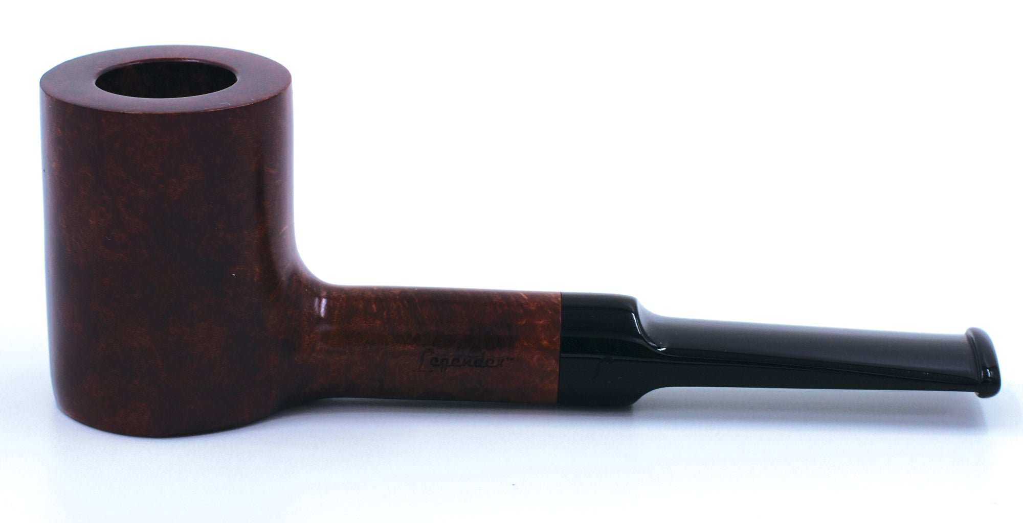 LEGENDEX® PAGANINI* 9 MM Filtered Briar Smoking Pipe Made In Italy 01-08-311