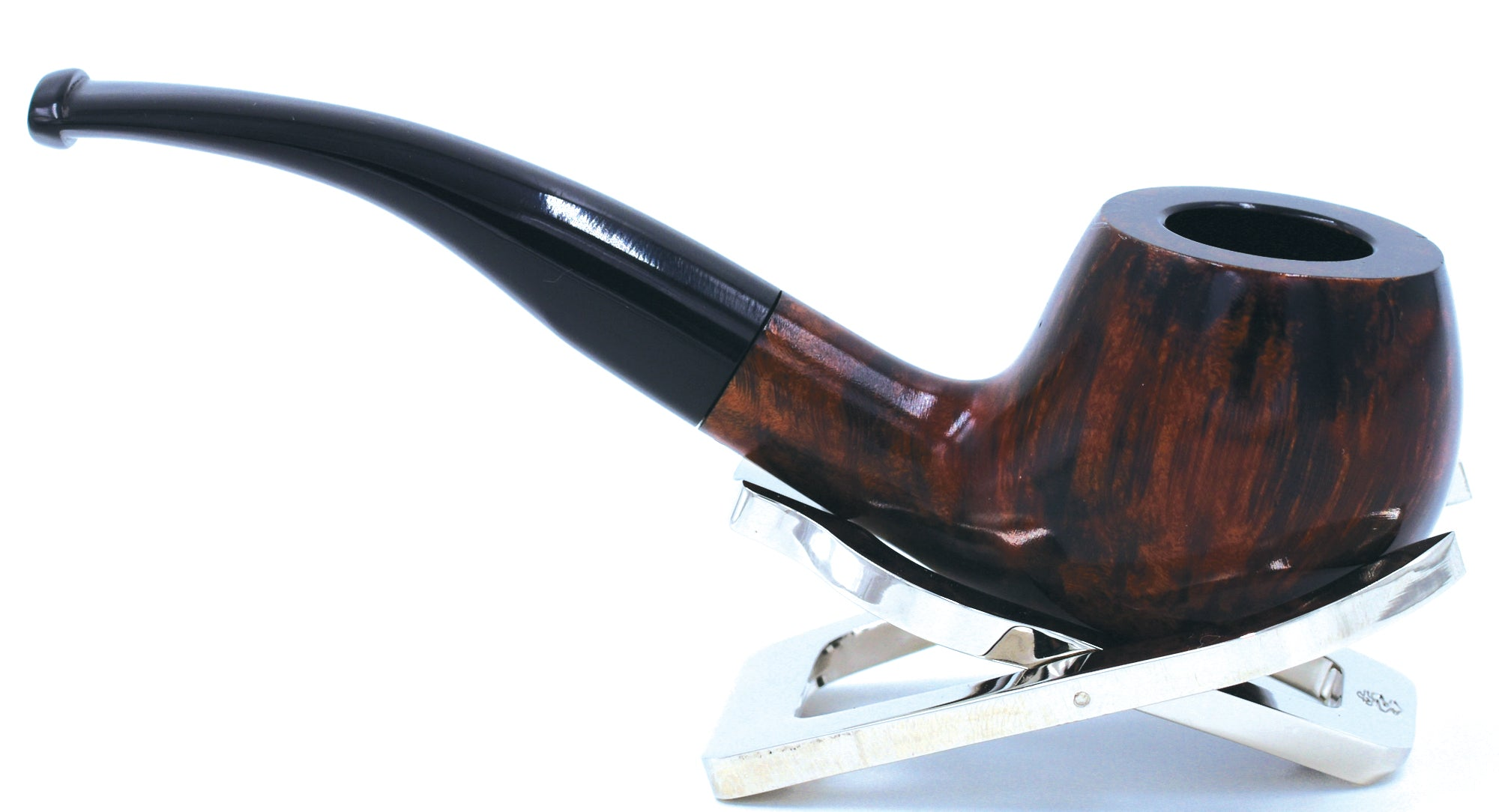 LEGENDEX® PAGANINI* 9 MM Filtered Briar Smoking Pipe Made In Italy 01-08-317