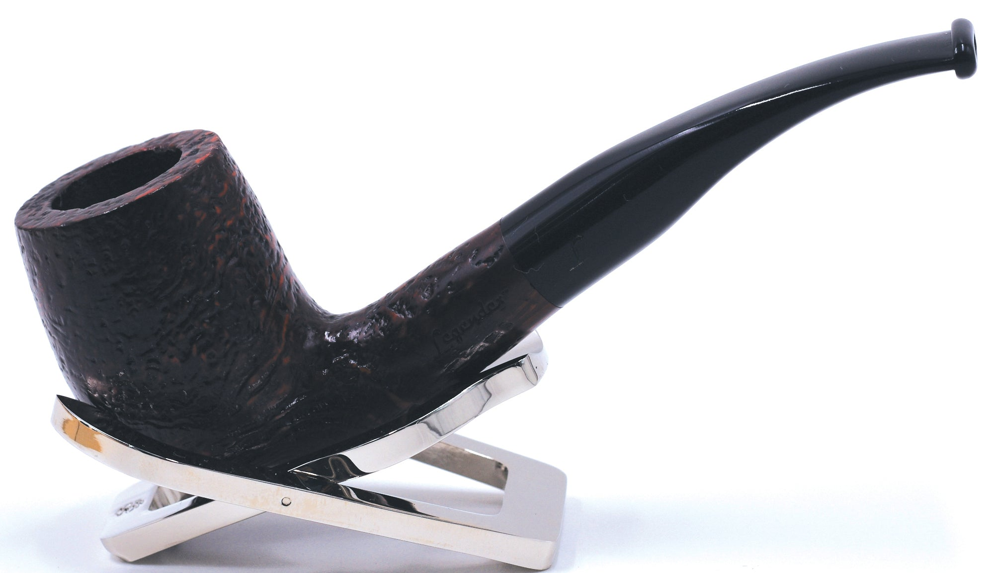 LEGENDEX® PAGANINI* 9 MM Filtered Briar Smoking Pipe Made In Italy 01-08-327A