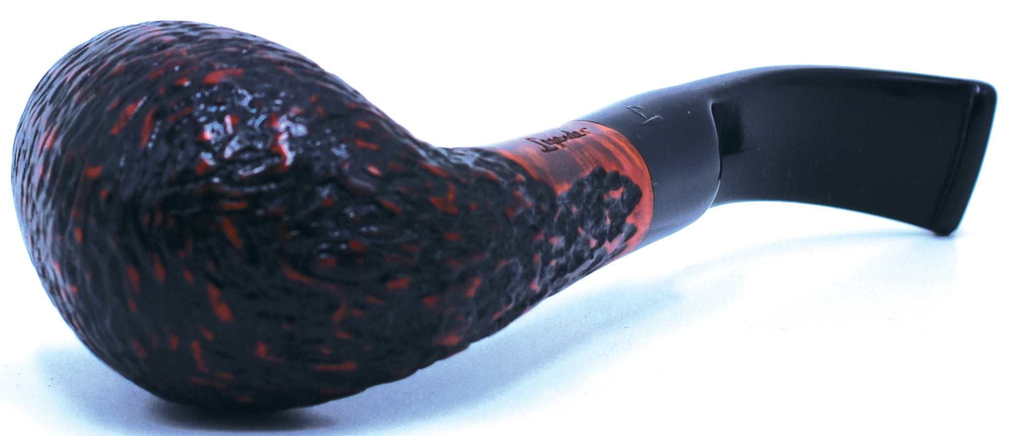 LEGENDEX® PAGANINI* 9 MM Filtered Briar Smoking Pipe Made In Italy 01-08-336