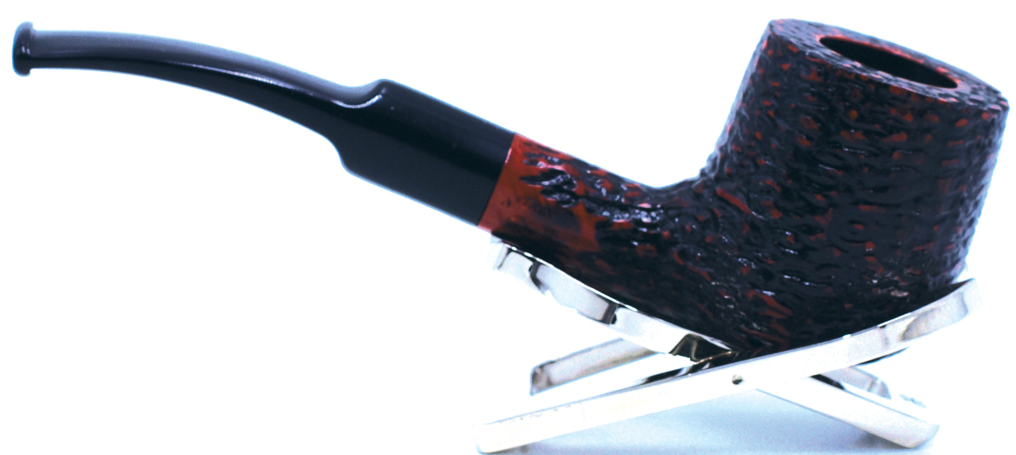 LEGENDEX® PAGANINI* 9 MM Filtered Briar Smoking Pipe Made In Italy 01-08-344