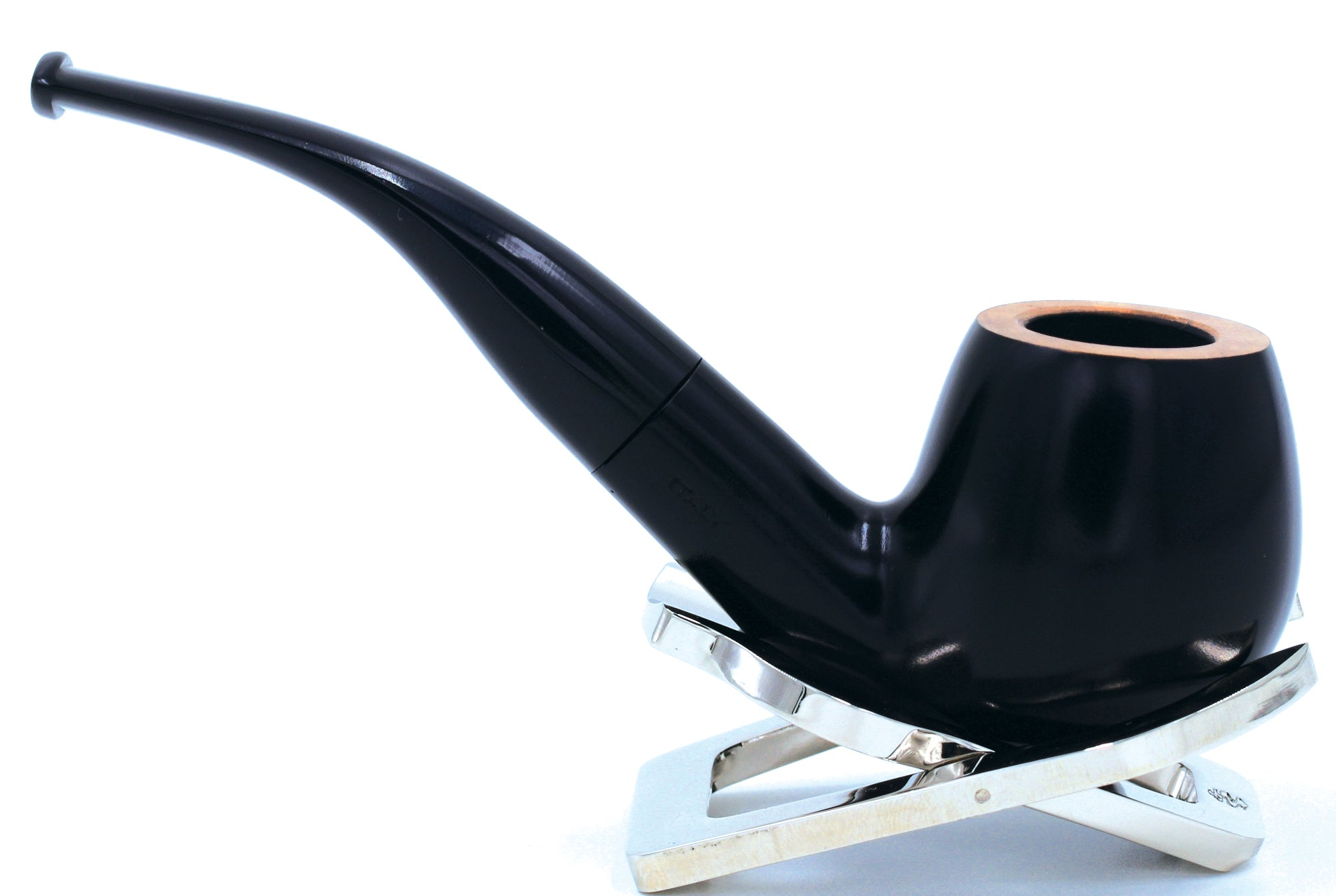 LEGENDEX® TOSCANINI* 9 MM Filtered Briar Smoking Pipe Made In Italy 01-08-401