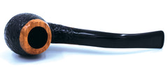 LEGENDEX® TOSCANINI* 9 MM Filtered Briar Smoking Pipe Made In Italy 01-08-405