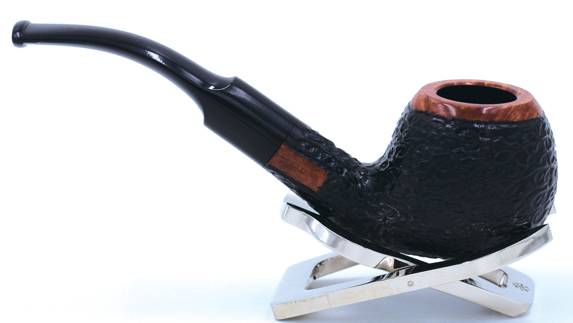 LEGENDEX® TOSCANINI* 9 MM Filtered Briar Smoking Pipe Made In Italy 01-08-406