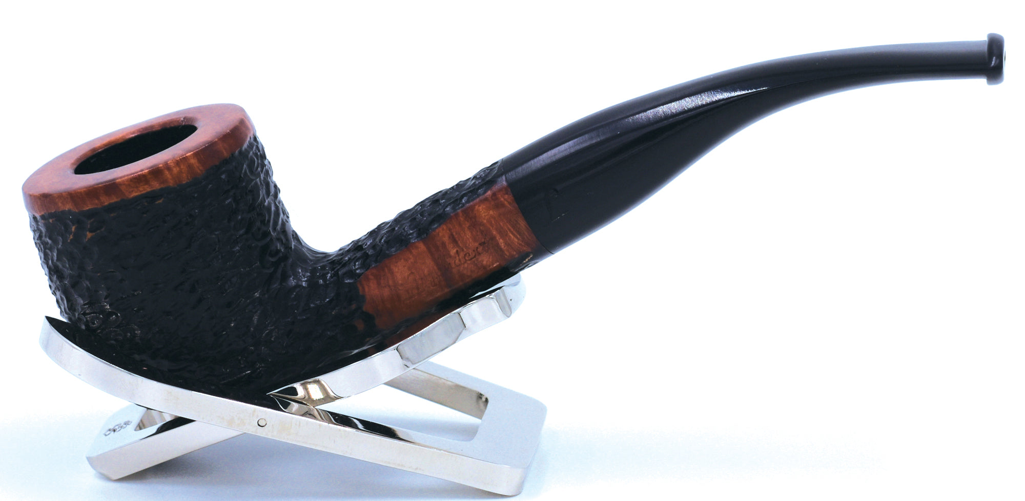 LEGENDEX® TOSCANINI* 9 MM Filtered Briar Smoking Pipe Made In Italy 01-08-410