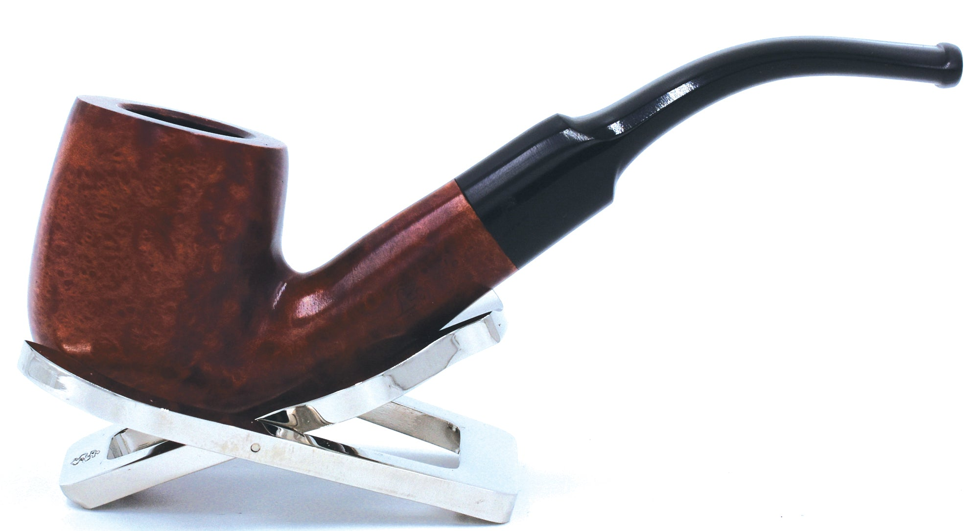 LEGENDEX® LASCALA* 9 MM Filtered Briar Smoking Pipe Made In Italy 01-08-502 Acrylic Series