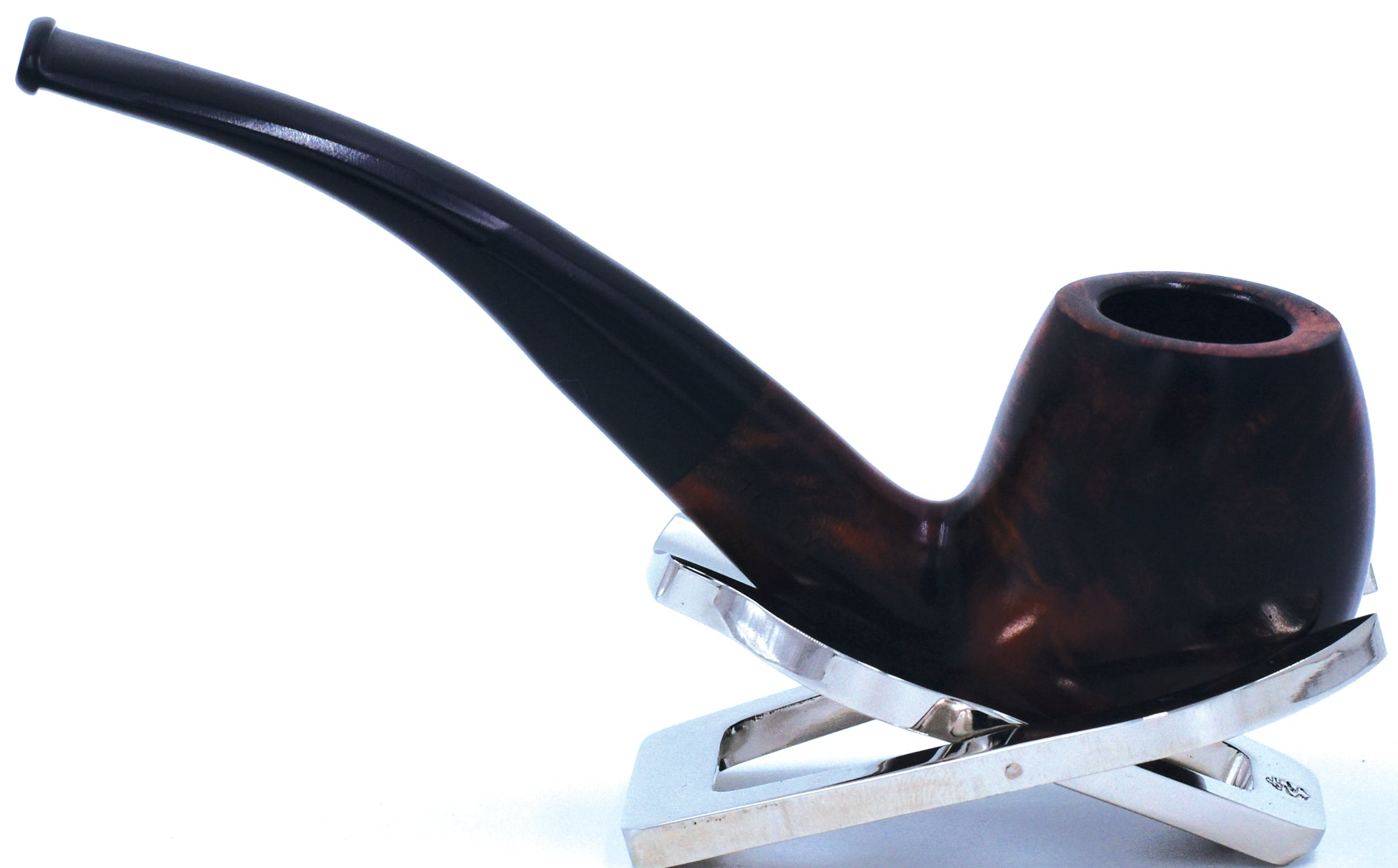 LEGENDEX® LASCALA* 9 MM Filtered Briar Smoking Pipe Made In Italy 01-08-507 Acrylic Series