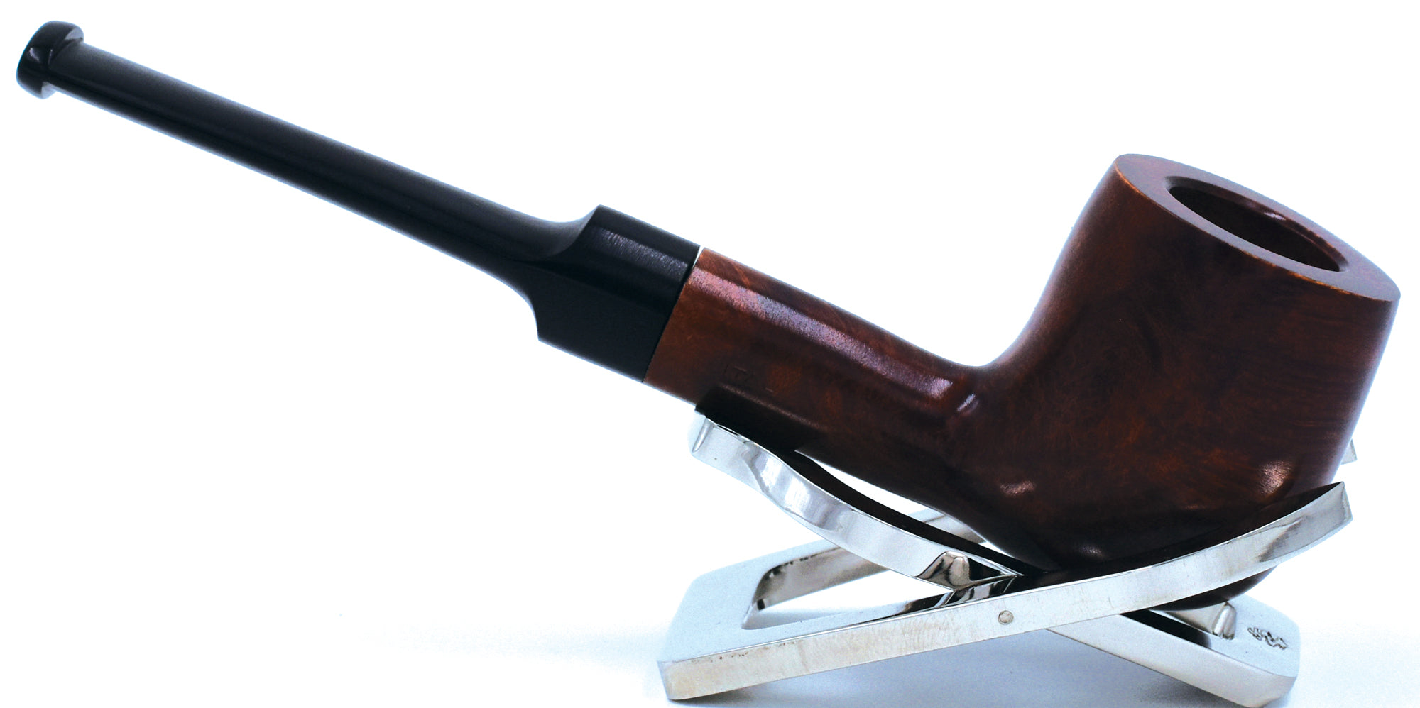 LEGENDEX® LASCALA* 9 MM Filtered Briar Smoking Pipe Made In Italy 01-08-511 Acrylic Series