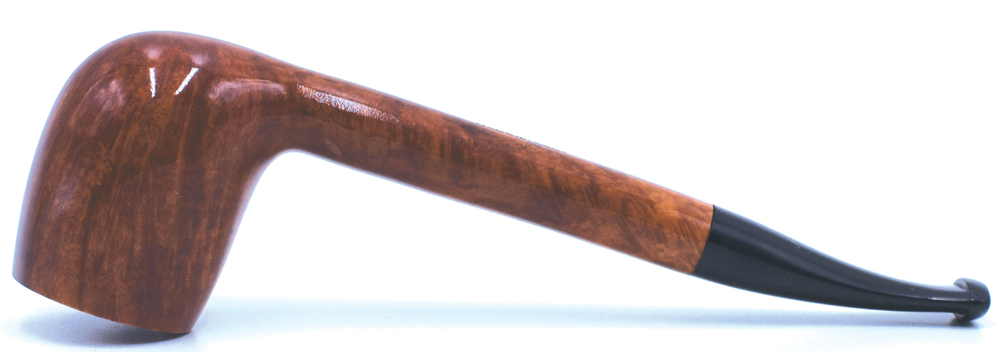 LEGENDEX® CANADIAN* Non-Filtered Long Stem Briar Smoking Pipe Made In Italy 01-08-810