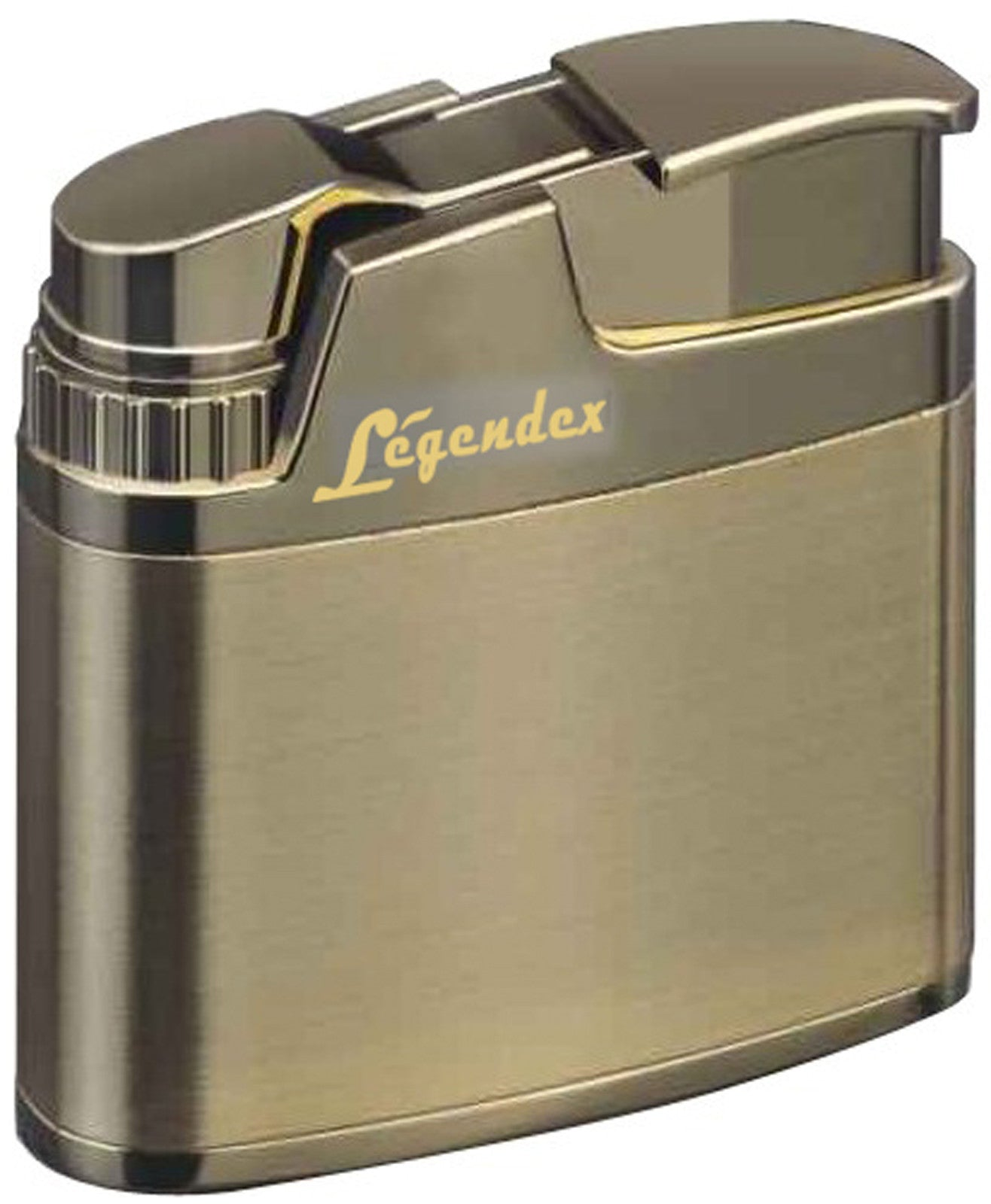 Legendex Climber Turbo Windproof Lighter 06-55-203 Titanium bright