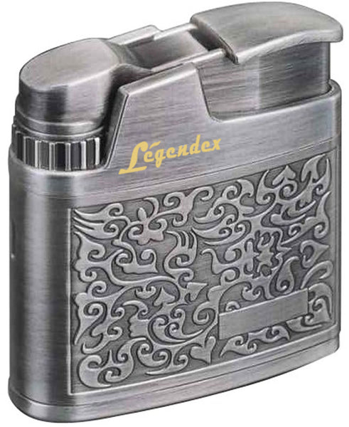 Legendex Climber Turbo Windproof Lighter 06-55-205 Antique copper / Arabesque