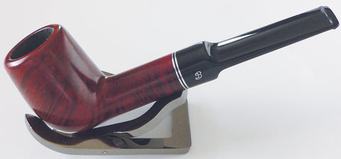 Bigben 9 MM Filtered Pipe - Pamir Burgundy Straight 108.500.208