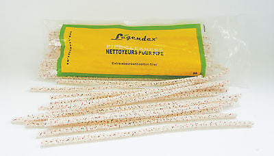 Legendex Pipe Cleaners Bristle White 180 MM x 50's x 10 bag's bundle 03-04-009