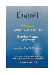 Enginet brand windproof oil lighter 06-60-809