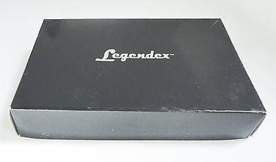 Legendex cigar holder S/S for one robusto cigar 05-03-200