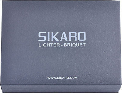 Sikaro Pathfinder Torch Lighter 06-01-402 Shiny Black Nickel