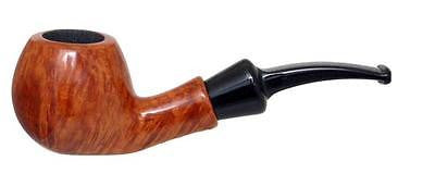 Bigben 9 MM Filtered Pipe - Barbados Nature Polish 102.200.650