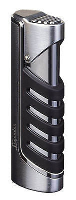 Legendex Explorer Torch Lighter 06-50-401 Silver brushed