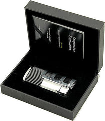 Sikaro Typhoon Triple Torch Lighter w/cigar punch 06-06-104