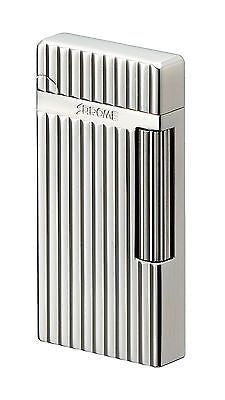 Sarome SD6A-01 Silver / Wide cut Flint Lighter