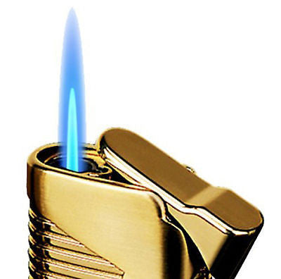 Sikaro Pathfinder Torch Lighter 06-01-401 Shiny White Nickel