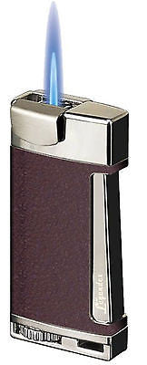 Legendex Adventurer Torch lighter 06-50-304 Red Crackle/Chrome Satin