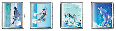 Legendex premium metal cigarette case KS18 / 07-01-201