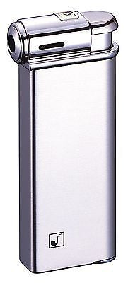 Sarome Piezo Pipe Lighter PSP-03 Nickel super satin (Silver)