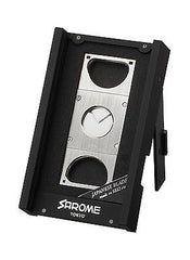 Sarome Metal Cigar Cutter EXCT1-01 Silver hairline