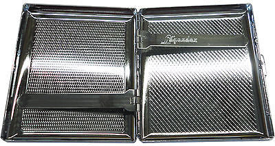 Legendex premium metal cigarette case KS18 / 07-01-204