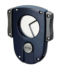 Sarome Metal Cigar Cutter EXCT2-03 Blue